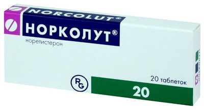 Норколут, 5 мг, таблетки, 20шт. — купить в Нижнем Новгороде, инструкция по применению, цены в аптеках, отзывы и аналоги. Производитель Gedeon Richter